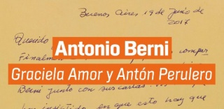 Antonio Berni: Graciela Amor y Antón Perulero