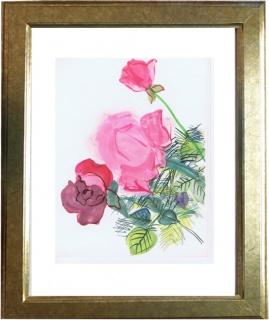 Raoul Dufy Rose