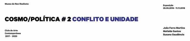 Cosmo/Política #2. Conflito e Unidade