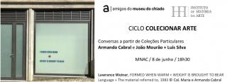 Conversas a partir de Coleções Particulares Armando Cabral e João Mourão + Luís Silva