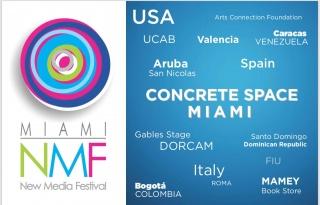 New Media Festival.Imagen cortesía  Marisela Montes