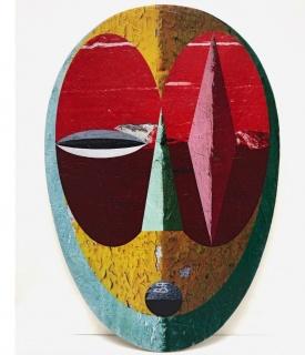 """Alexandre Arrechea, """"Eight Different Problems"""" (Ocho problemas diferentes), 2019. Cortesía de Nara Roesler Gallery."""
