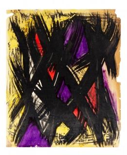 Fernando Irazábal, Sin título, 1960 — Cortesía de la Galería Odalys