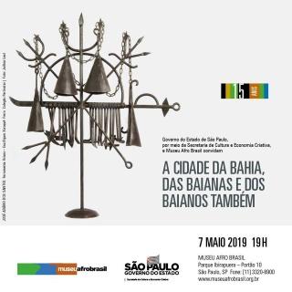 A cidade da Bahia, das baianas e dos baianos também