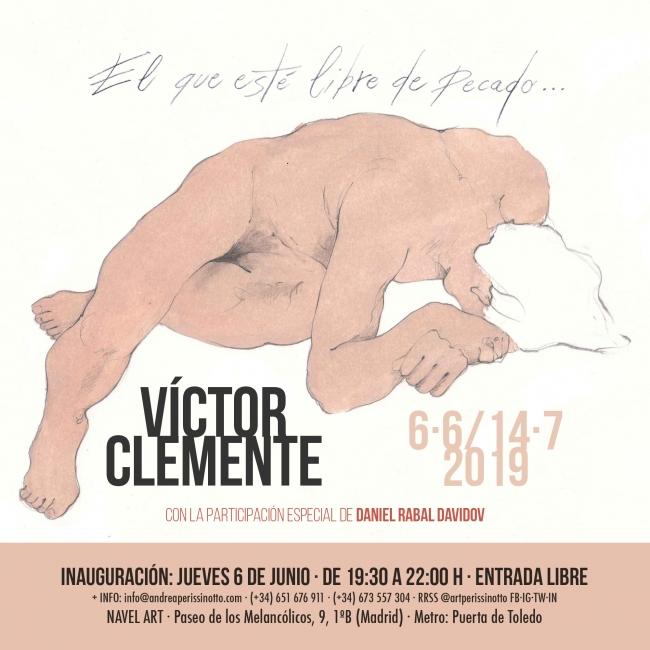 1 Artista 1 Día - VÍCTOR CLEMENTE - Especial Muestra T