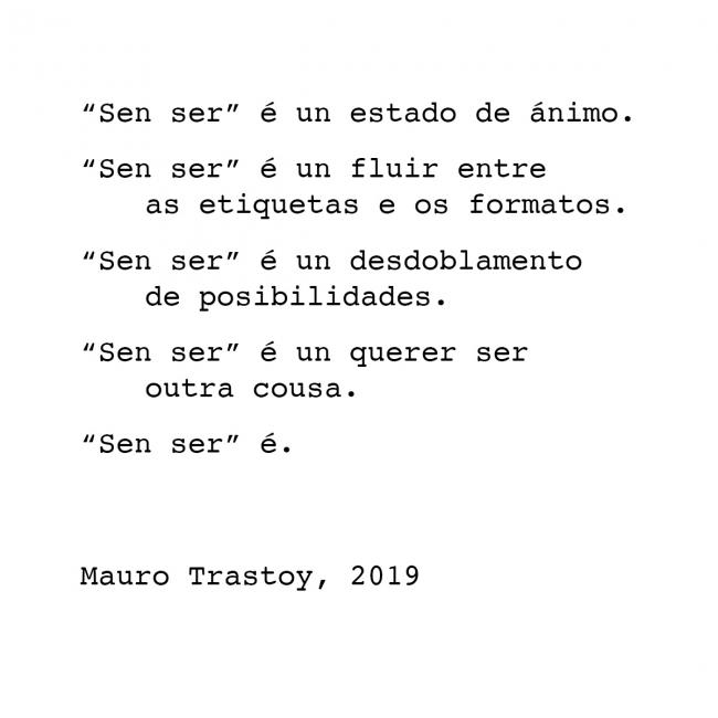 Mauro Trastoy — Cortesía de Marisa Marimón, Galería de Arte