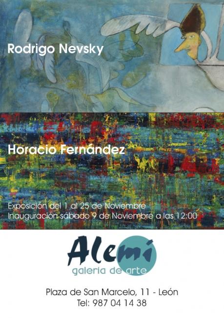 Horacio Fernández & Rodrigo Nevsky