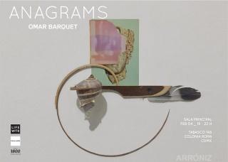 Omar Barquet. Anagrams