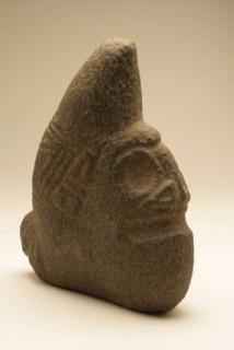 Antropología (in)visible: tú eres otro yo. Inspiraciones de Nadín Ospina — Cortesía del Museo Nacional de Antropología