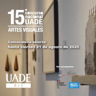 15° Concurso Nacional UADE de Artes Visuales