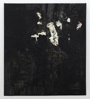 Jazmín López, El cuadrado negro o yo sólo entiendo referencias, 2020 — Cortesía de Ruth Benzacar Galería de Arte
