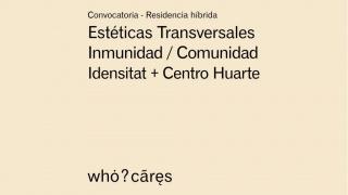 Estéticas Transversales: Inmunidad / Comunidad