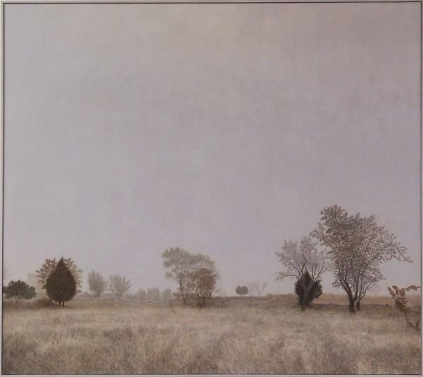 Julián Valle, Contemplation. Livre des Morts. Marcel Pérès -Premio de Pintura Parlamento de La Rioja 2015-