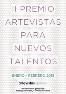 II Premio Joven Artevistas de Pintura