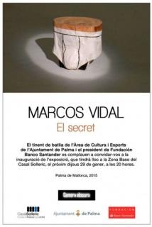 Marcos Vidal, El secret