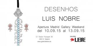 Luis Nobre, Desenhos