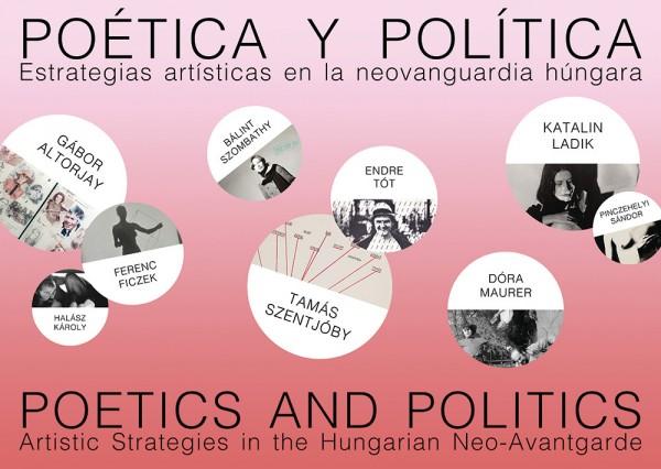 Poética y política. Estrategias artísticas en la neovanguardia húngara