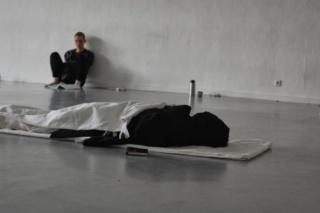 Cuerpo/materia: Un taller de Maria Scaroni