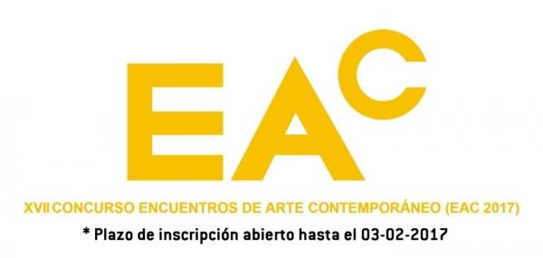 XVII Concurso Encuentros de Arte Contemporáneo (EAC-2017)