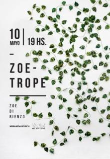 Zoe Di Rienzo. Zoetrope