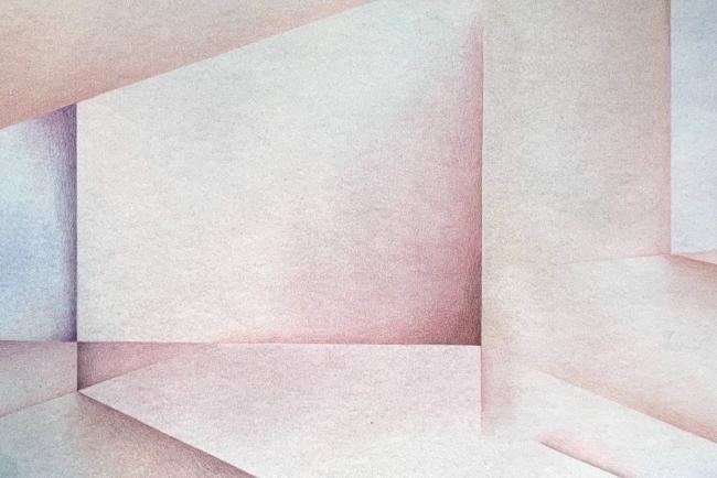 Saskia Font. Espacios imaginarios — Cortesía de Cage Gallery