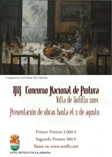 XIX Concurso Nacional de Pintura Villa de Sotillo