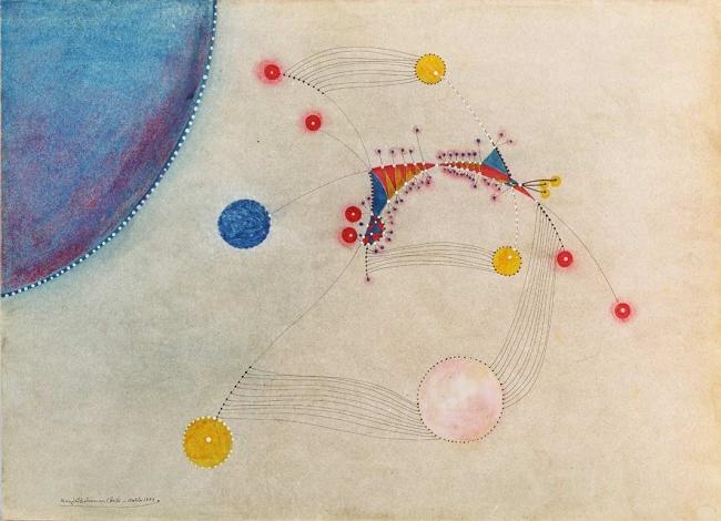 Magda Bolumar, Sin título, 1973 — Cortesía de Art Barcelona