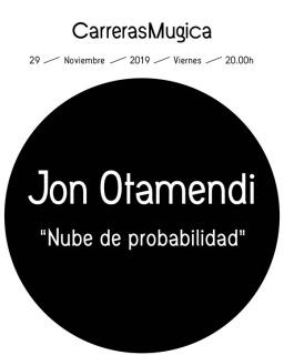 Jon Otamendi. Nube de probabilidad