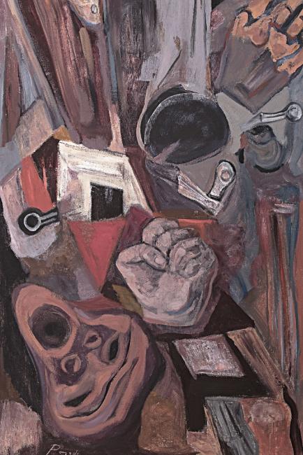 Orozco. Artistas en diálogo. Thomas Newbolt y Roberto Parodi