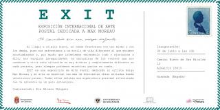 Max Moreau. Exit / expo