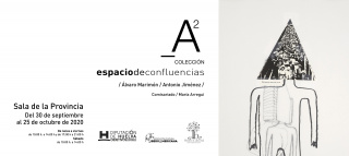 Colección A²: espacio de confluencias