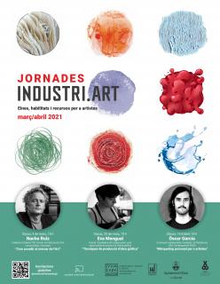 I JORNADAS INDUSTRI.ART: Herramientas, habilidades y recursos para artistas