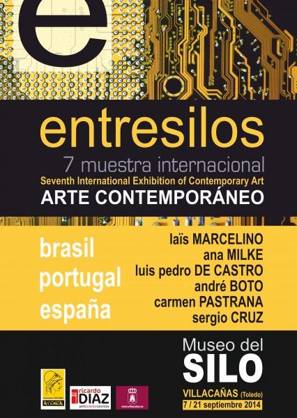 """7ª Muestra Internacional de Arte Contemporáneo \""""Entresilos\"""""""