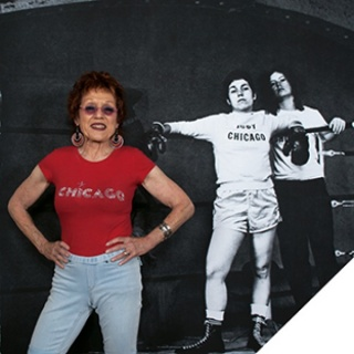 Why not Judy Chicago?