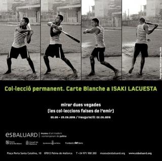 Col·lecció permanent. Carte Blanche a Isaki Lacuesta