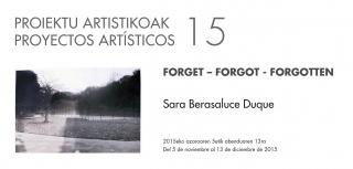 Exposición de FFF en Centro Cultural Montehemoso Kulturunea