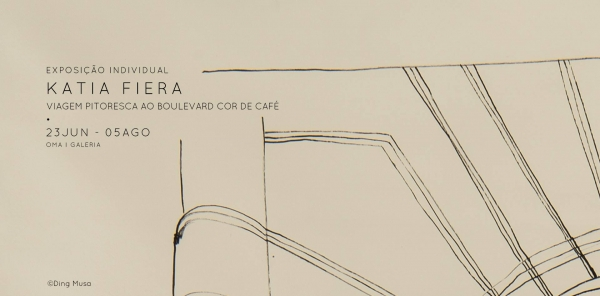 VIAGEM PINTORESCAAO BOULEVARD COR DE CAFÉ