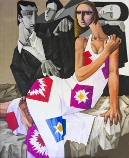 Alfredo Montaña – Cortesía de la Galería de arte Herraiz