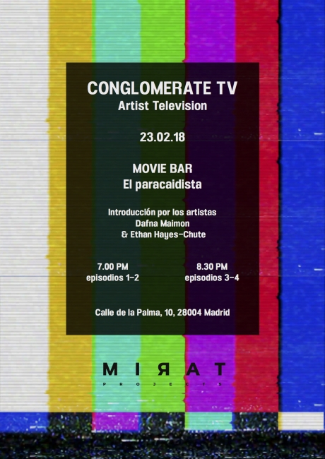 Mirat Projects presenta Conglomerate TV
