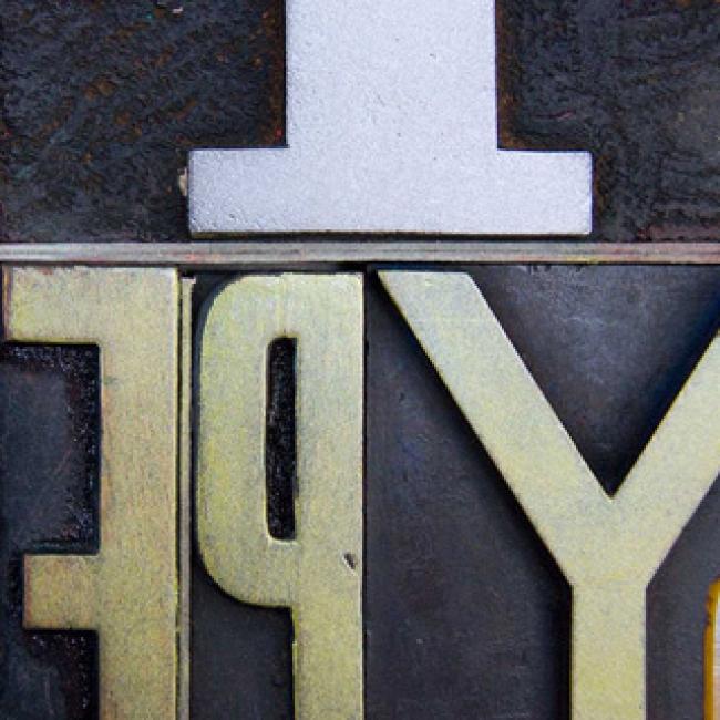 tipografía eina