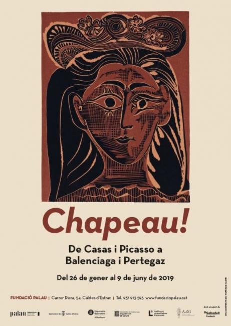 Chapeau! De Casas i Picasso a Balenciaga i Pertegaz