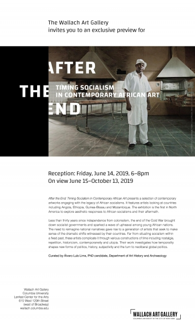 After the End: Timing Socialism in Contemporary African Art