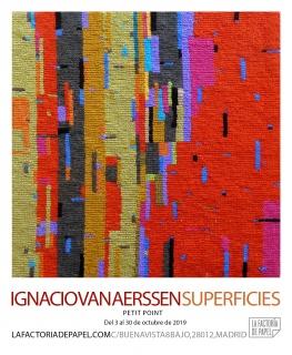 Ignacio Van Aerssen. Superficies