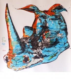 Rogelio Olmedo — Cortesía de Gerhardt Braun Gallery