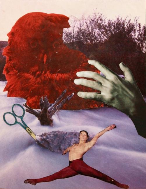 Amparo Segarra, Necesito tijeras — Cortesía del Centro de Arte Dos de Mayo (CA2M)
