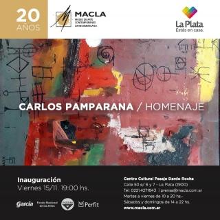 Homenaje a Carlos Pamparana