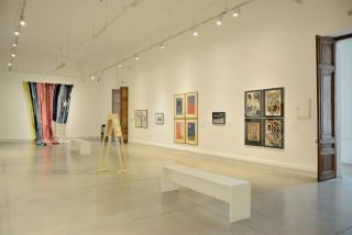 Registro de sala por Nicolás Fuentes — Cortesía del MAC - Museo de Arte Contemporáneo