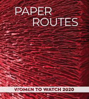 Paper Routes—Women to Watch 2020
