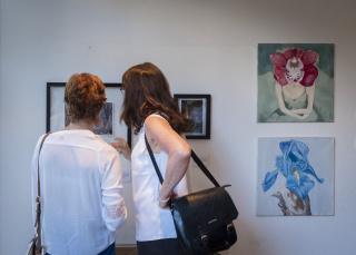 Exposición Lanzamiento Galería Clandestina 3