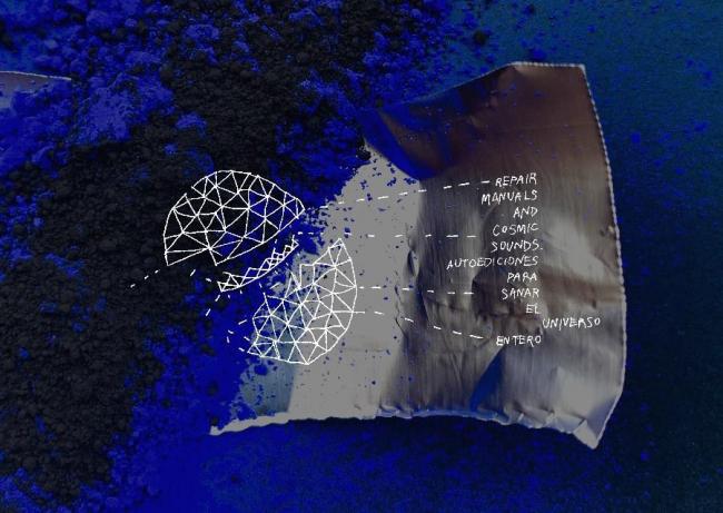 Manuales de reparaciones y sonidos cósmicos. Autoediciones para sanar el universo entero — Cortesía del MACBA
